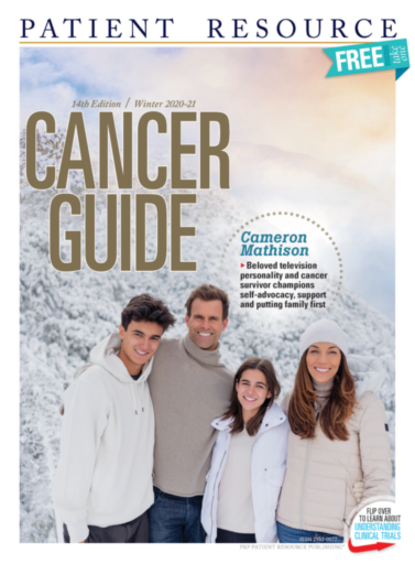 Cancer Guide cover